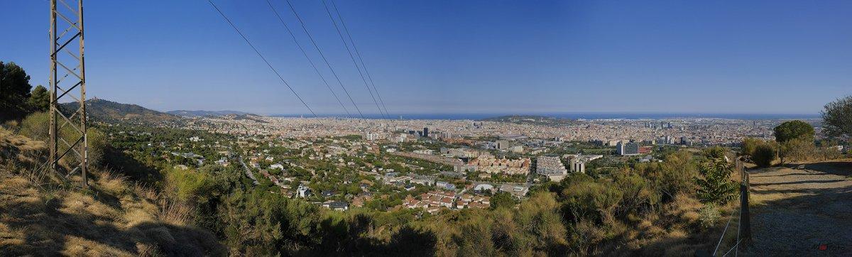 Desde Collserola 5 ( Barcelona ).jpg