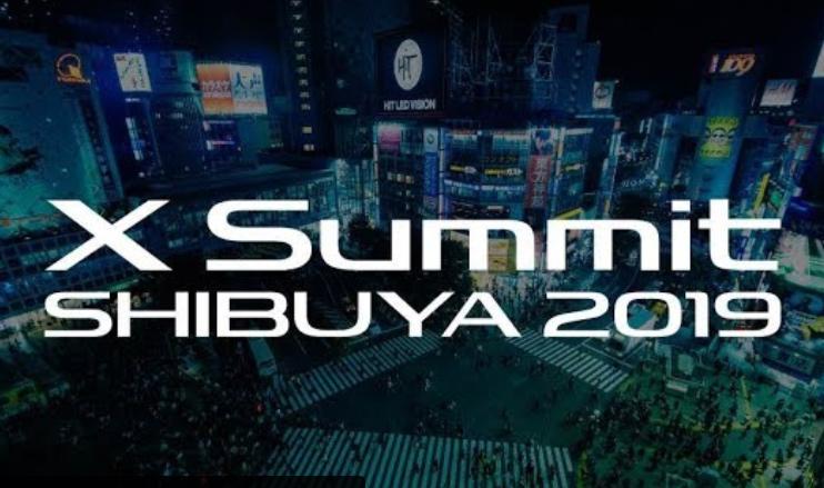X Summit Shibuya